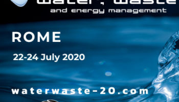 WWEM-20 6th International Congress on Water, Waste and Energy Management, 22-24 July, 2020, Rome, Italy